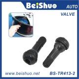Válvulas autos sin tubo Tr413/414/415 de la rueda del neumático del neumático de coche