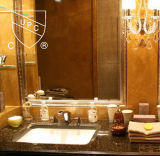 Cupcの浴室のUndermout熱い販売の長方形の陶磁器盆地(SN018)