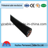 Isolierungs-Stahldraht Amoured Cable/XLPE SWA Belüftung-Kabel Hochspannung-Hochspg-Yjv