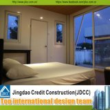 La alta calidad y fáciles instalan la casa modular prefabricada