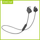 Auricular elegante de Bluetooth del receptor de cabeza de la función del imán para los teléfonos elegantes