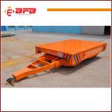Reboque de serviço público pequeno Flatbed de transferência da planta da carga pesada