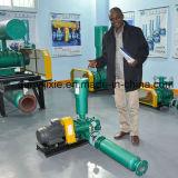 Industriell Geräten-horizontalen Typen ionisierendes Luft-Gebläse beseitigen