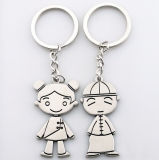 カスタマイズされたEnamel Metal Key ChainかKey FOB/Key Rings