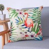 Het digitale Decoratieve Kussen/het Hoofdkussen van Af:drukken met Patroon Birds&Peacock (mx-69)