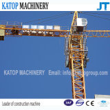 Qtz63 Series Tc5013b-6 Double Gyration 6t Load Tower Crane