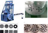 석탄과 목탄 벌집 연탄 압출기 기계