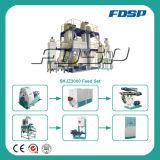Производственная линия животного питания обрабатывая машин питания маштаба Samll