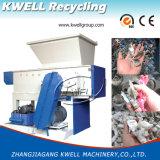 プラスチック固まりのシュレッダーか単一シャフトのシュレッダーまたはシュレッダー機械
