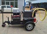 máquina de enchimento da rachadura do reparo da estrada asfaltada 100L com gerador de Honda (FGF-100)