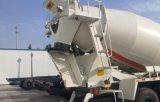 Camion de mélange concret 6cbm, 8cbm, 9cbm, camion de la Chine Beiben du mélangeur 12cbm