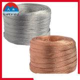 Condutor de alumínio do CCA do fio do chapeamento de cobre