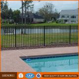 Frontière de sécurité en acier enduite de piscine de poudre