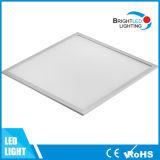 Painel Encaixado Flat-Type do Diodo Emissor de Luz do Quadrado Branco da Alta Qualidade