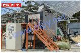 Máquina orgánica de la fermentación del abono para el uso de la granja