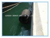 Pára-choque de borracha marinho cilíndrico