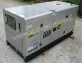 super leiser Dieselgenerator 47.5kVA mit Yanmar Motor 4tnv98t für Werbungs-u. Ausgangsgebrauch