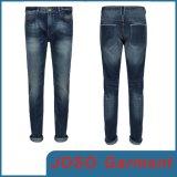 Calças de brim magros dos indivíduos e calças (JC3076)
