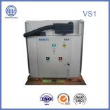 Vs1-12kv / 2500A Contactor Transmissão / Distribuição de Energia Peças Auto Disjuntor a vácuo