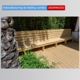 ISO 9001 WPC Decking 물자 널
