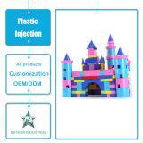 Jouet en plastique de moulage personnalisé de synthons de gosses/d'enfants de produits injection en plastique