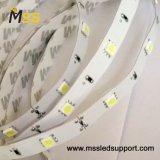 Luz de tira flexible del LED 5050 60LEDs