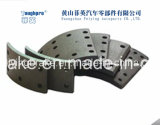Truck giapponese Brake Lining 47115-349 con Compettive Quality