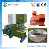 Machine de découpage en pierre de brames de quartz
