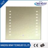 Neuer freier heller Badezimmer-Aluminiumspiegel des Entwurfs-LED