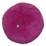 Massager lumbar de la almohadilla de la carrocería automática Shaped redonda con pilas de la vibración