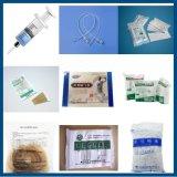 De horizontale Machine Bandagepacking van het Hoofdkussen van de Hoge snelheid van het Pak van de Stroom Roterende Automatische Medische