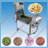 전기 야채와 과일 바나나 절단기 저미는 기계