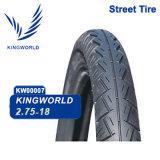 2.75-14 Neumáticos sin tubo de la motocicleta