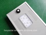 Lampada di via solare Integrated dell'indicatore luminoso esterno LED di energia di Sun di prezzi di fabbrica