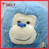 파란 원숭이 연약한 장난감에 의하여 채워지는 장난감 원숭이 견면 벨벳 원숭이 장난감