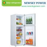 réfrigérateur solaire de mini réfrigérateur simple de la porte 90L