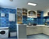 Cabinet de cuisine de glaçage de café en bois plein d'érable conçu