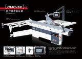 WoodworkingのためのTable Panel Saw Machineの滑走