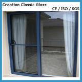 倍はよい価格の窓ガラスまたは階段柵のためのガラスをハングさせた