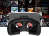 Auriculares quentes dos vidros da caixa 3D de Vr do capacete dos vidros da realidade virtual de Vr