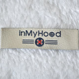 Clothing를 위한 Eco-Friendly Woven Main Labels