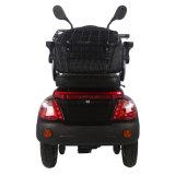 Scooter électrique chaud de la vente 500W avec la roue trois pour des personnes âgées