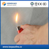 Tela à prova de fogo e impermeável da fibra de vidro cinzenta da fábrica da alta qualidade