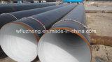 Linha tubulação de Sawl do petróleo e do gás, tubulação de aço GR de carbono. B, tubulação do API 5L Psl2 X42