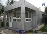 Matériau composé en plastique de décoration de mur de /Interior de panneau d'Aluminum/Aluminium
