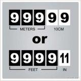 Rueda de medición TM-04