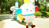 Конструкция искусствоа /Inflatable украшения заинтересованного парка Childern раздувная/украшение города Architecture/Event