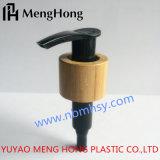 Pompe en plastique 24/410 de lotion de structure de gauche à droite