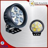 """indicatore luminoso del lavoro di 3.5 """" 18W LED con alloggiamento di alluminio"""