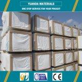 Облегченные бетонные плиты панели стены AAC газированные для Мальдивов